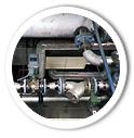 空調設備の冷・温水管